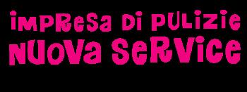 Impresa di pulizie Nuova Service Logo
